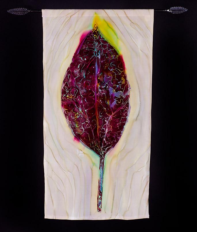 Wine Leaf (sold)